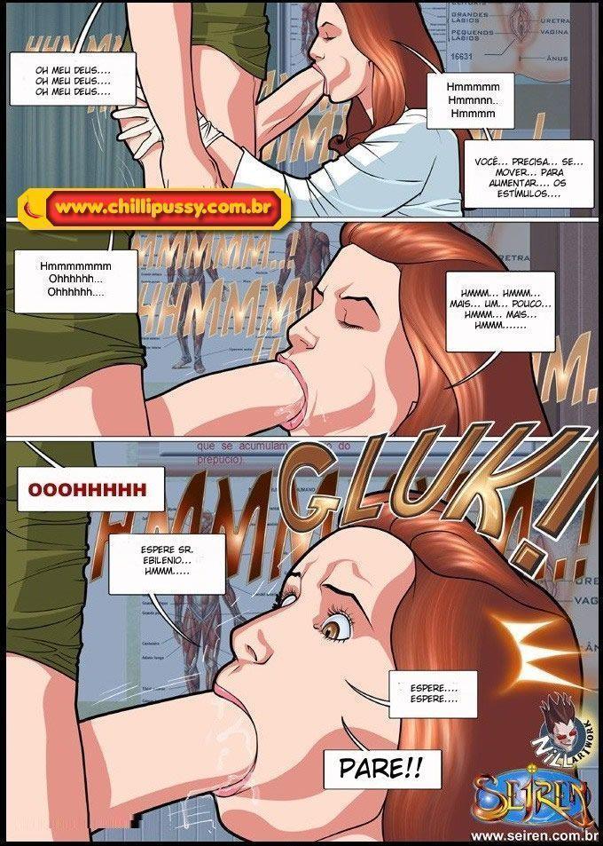 picada - quadrinhos eroticos