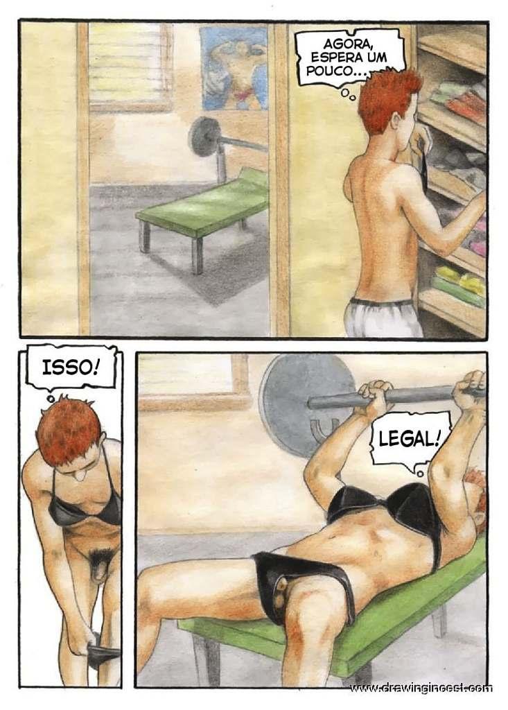 Sexo pared arte toon